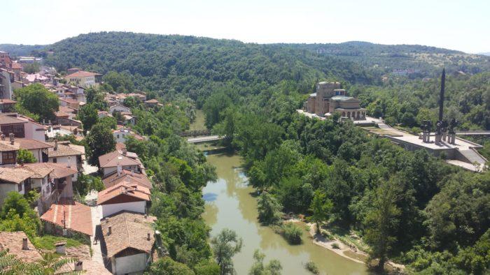 Tsarevts Fortress, Veliko Tarnovo