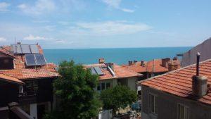 Black Sea in Bulgaria