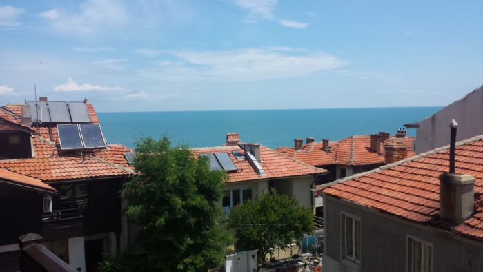 Black Sea in Bulgaria
