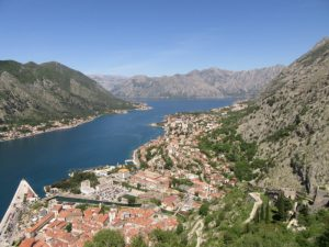 visit kotor city walls