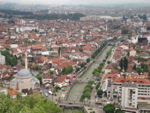 Balkans itinerary