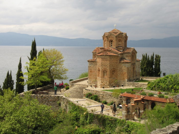 church of Saint John the Theologian ohrid