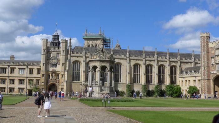 trinity college visit cambridge