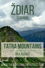 Ždiar: Tatra Mountains on a Budget