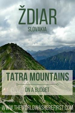 Ždiar: Tatra Mountains on a Budget
