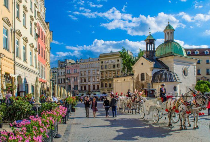 Visit Kraków: Old Town