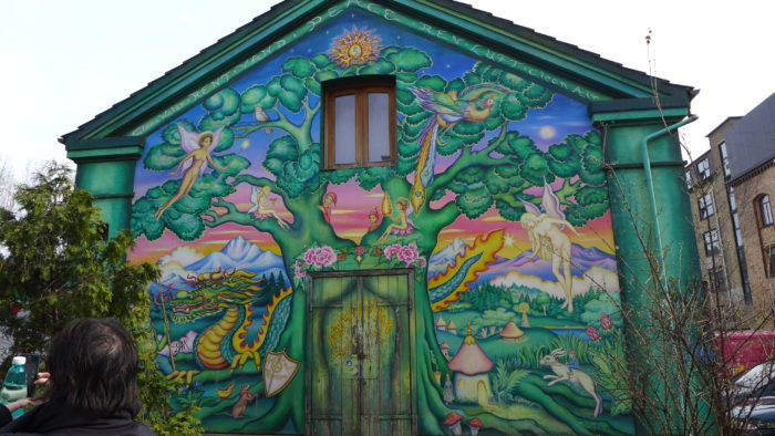 Christiania street art