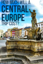 How Much Will A Central Europe Trip Cost?
