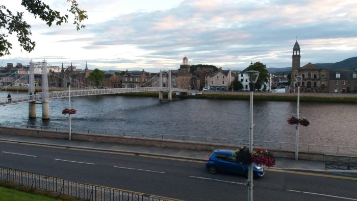 Where to stay in Inverness