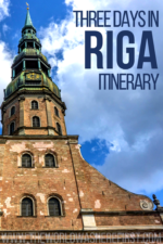 3 Days in Riga Itinerary: Things to Do in Latvia's Capital