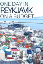 One Day in Reykjavik on a Budget