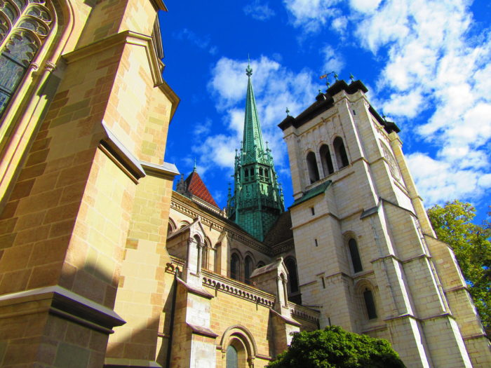 A Weekend In Geneva On A Budget