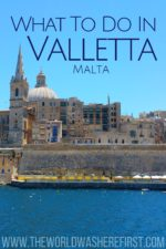 What To Do In Valletta