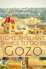 Eight Brilliant Things To Do In Gozo