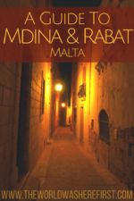 A Guide To Mdina and Rabat, Malta