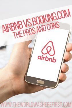 Airbnb vs Booking Com for Guests & Hosts: The Pros and Cons - The