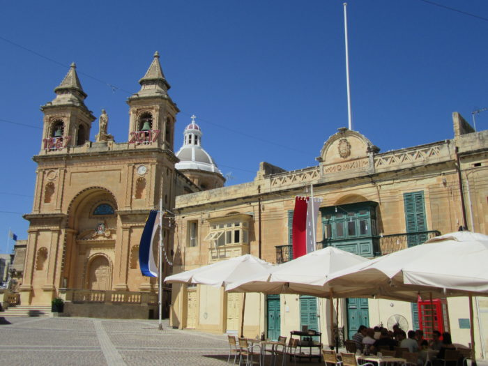 Marsaxlokk and St Peter's Pool