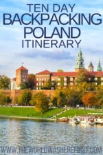 10 Day Backpacking Poland Itinerary