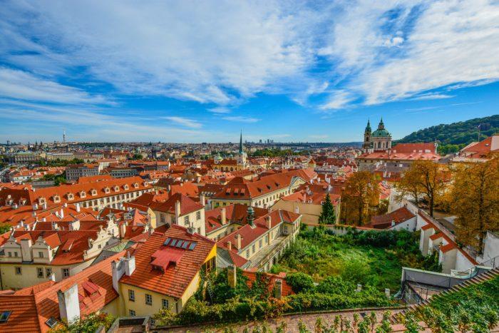 Budapest or Prague?