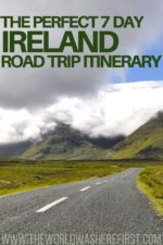 The Perfect 7 Day Ireland Road Trip Itinerary