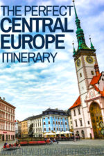 The Perfect Four Week Central Europe Itinerary