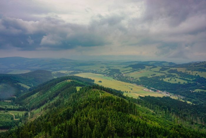 Jeseniky Mountins: Hiking in Czech Republic