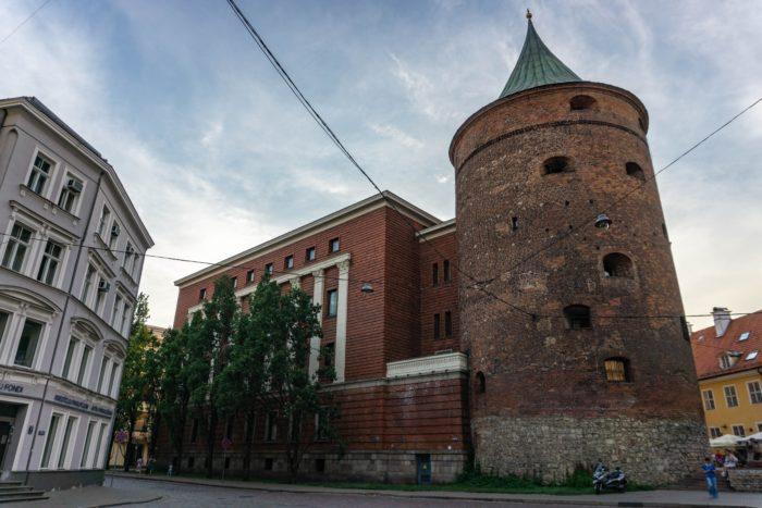 Tallinn or Riga or Vilnius