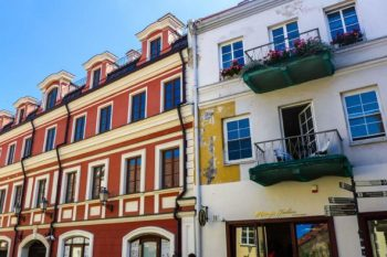 Where to Stay in Vilnius: The Best Hotels and Hostels