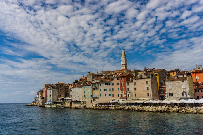 Pula or Rovinj?
