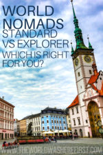 World Nomads Standard vs Explorer: Which is Right For You?