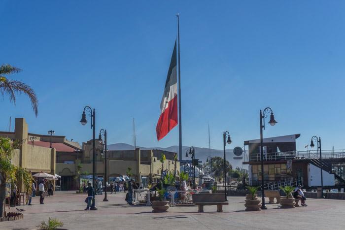 One day in Ensenada