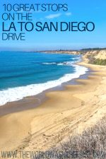 10 Great Stops on the LA to San Diego Drive