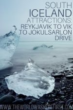 South Iceland Attractions: Reykjavik to Vik to Jokulsarlon Drive