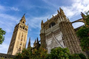 southern Spain itinerary