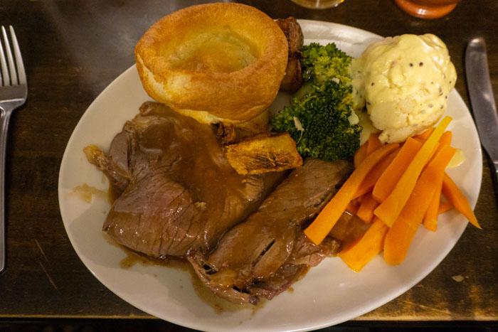 Traditional Sunday Roast