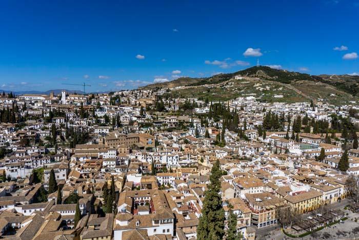 2 or 3 days in Granada