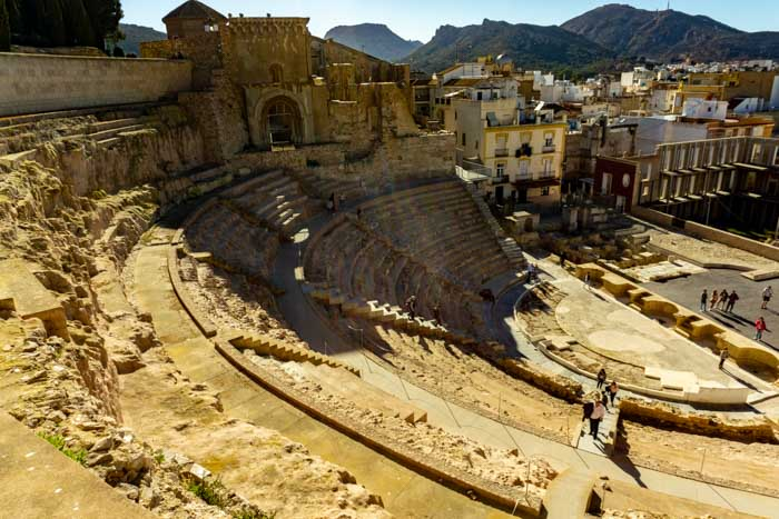 things to do in cartagena, spain