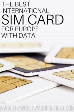 The Best International Sim Card For Europe with Data