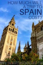 How Much Will a Trip to Spain Cost?