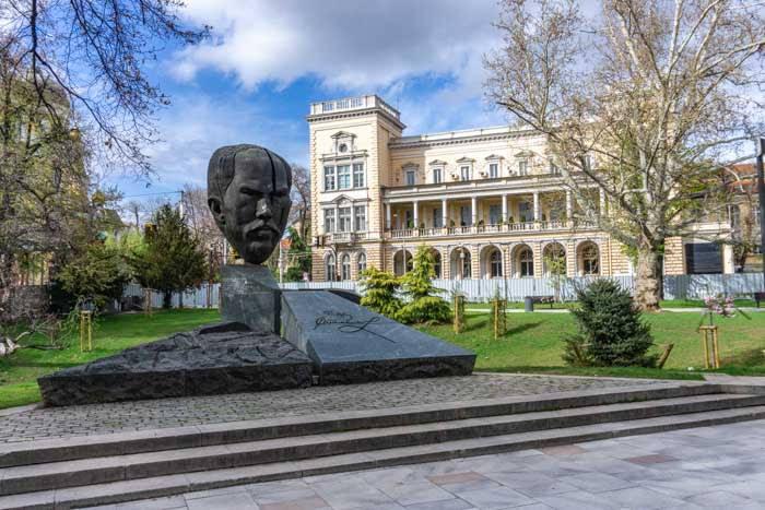 Sofia itinerary