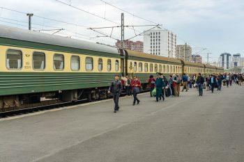 Georgia to Azerbaijan: Tbilisi to Baku & Sheki to Tbilisi