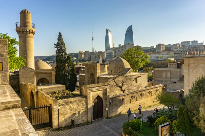 Georgia-Armenia-Azerbaijan itinerary: Baku