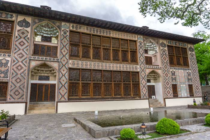 things to do in sheki