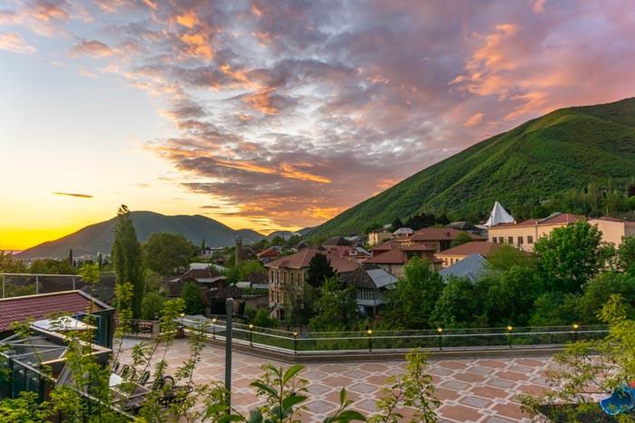 Sheki, Azerbaijan trip cost