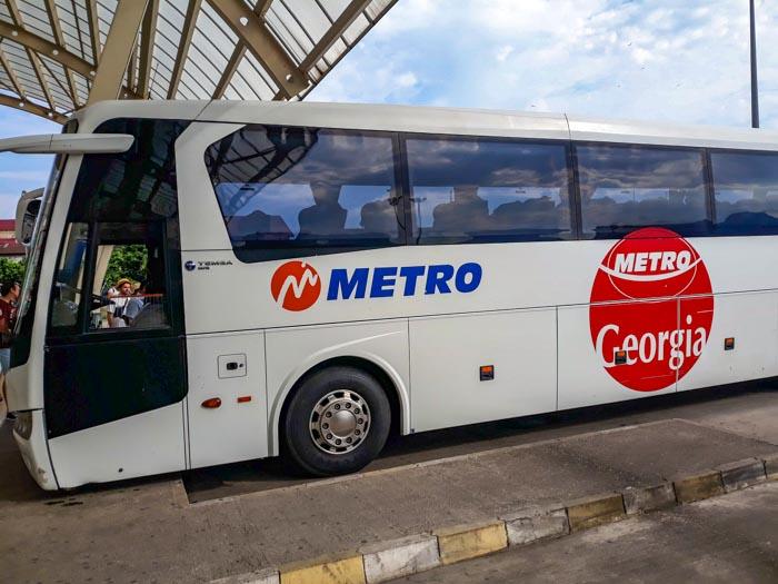 batumi to tbilisi bus