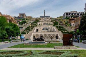 Georgia-Armenia-Azerbaijan itinerary: Yerevan