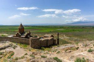 Georgia-Armenia-Azerbaijan itinerary: Khor Virap, Armenia