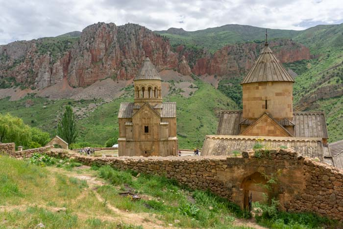 Armenia itinerary