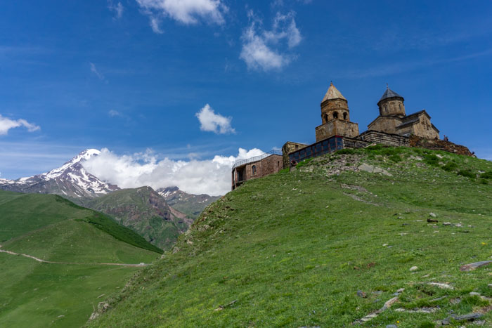 things to do in kazbegi