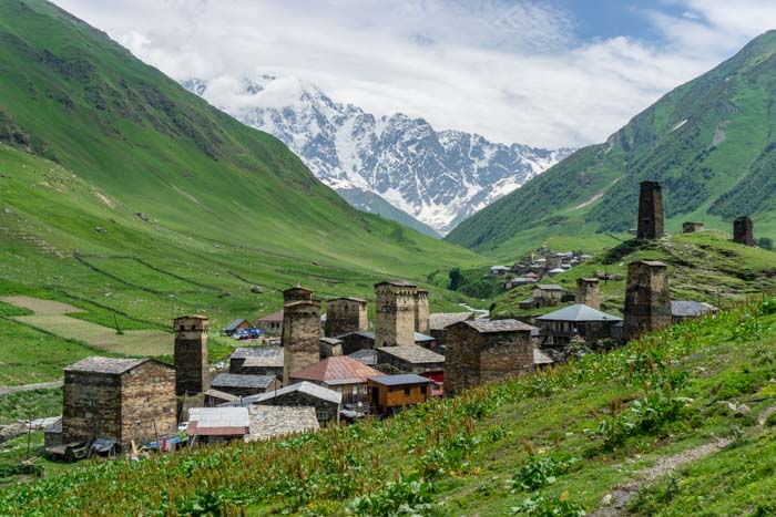 Ushguli is a must visit on your Georgia itinerary